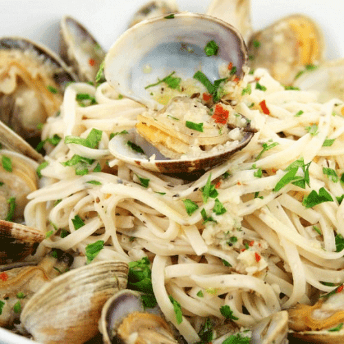 Ling-&-Clams